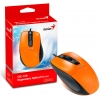 Мышь USB Genius NetScroll DX-150 (1200dpi) Orange