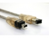 Кабель IEEE 1394 FireWire Cable 4 Pin to 6
