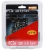 Контроллер STLab U-710 PCI-Ex1 2Ext USB3.0