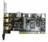 Контроллер IEEE1394, 3ext 1int, PCI, OEM