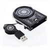 Вентилятор охлаждения вакуумный USB для ноутбука