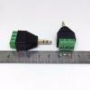 Переходник Audio 3.5мм (M) Стерео3 - колодка 3pin