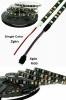 Светодиодная лента 12V черная SMD5050 IP65 60Led 2pin 5метров