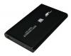 Внешний корпус HDD2.5 USB2.0 black