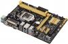 Материнская плата ASUS H81M-C Soc1150 (VGA/DVI/2DDR3/mATX)