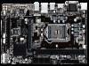 Материнская плата GIGABYTE GA-B150M-HD3 Soc1151 (VGA/2DDR4/mATX)