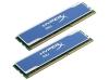 Модуль памяти DDR3 4Гб (2x2Гб) PC3-12800 1600МГц Kingston HyperX
