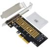 Контроллер PCI-Ex4 SSD M.2 NVMe
