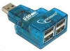 Gembird USB 2.0 HUB 4 port мини для ноутбука