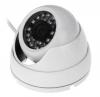 IP Камера с POE Уличная Купол Металл 3MP 2.8mm Белая
