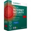 Kaspersky Internet Security (Лицензия на 2ПК 1год) BOX