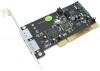 Контроллер PCI SATA 2-port+ESATA