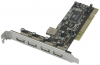 Контроллер PCI USB 2.0, 4port