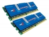 Модуль памяти DDR2 4Гб 2х2Гб PC2-8500 1066MHz Kingston HyperX