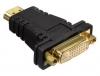 Переходник HDMI(M) - DVI(F)5