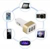 Автомобильное ЗУ USB для IPad 3порта в прикуриватель
