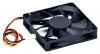 Вентилятор 80x80x15 Gembird D8015BM-3 3-pin