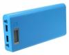Зарядное устройство 2USB 30000 мАч PowerBank с ЖК Синее