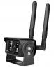 IP Камера 4G Металлическая с Wi-Fi 3MP 3.7mm Черная
