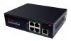 Сетевой коммутатор POE 48В Ethernet 5ports JT-P1004PH-af